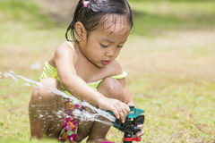 Summer Water Fun Royalty Free Stock Images