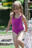 Summer Water Play Royalty Free Stock Photos