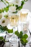 Summer wedding table decor Royalty Free Stock Photography