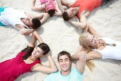 Summer weekend Stock Photo