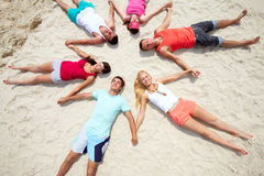 Summer weekend Royalty Free Stock Photos