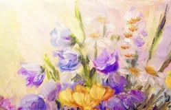 Summer Wildflowers Stock Photos