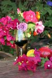 Summer wine Royalty Free Stock Image