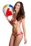Summer Woman Stock Photography