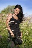 Summer woman Stock Photo