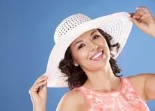Summer woman Royalty Free Stock Photos