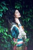 Summer woman portrait Stock Photo