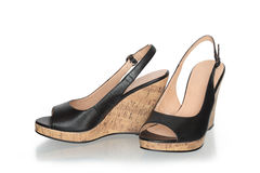Summer Women Shoes Royalty Free Stock Photo