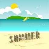 Summer. Royalty Free Stock Photos