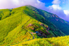 Wugongshan mountain Royalty Free Stock Photography