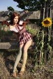 Summergirl Imagen de archivo