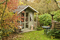 Summerhouse Stock Photography
