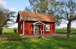 Summerhouse. stock foto's