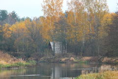 summerhouse Imagenes de archivo