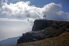 Summerhouse de la montaña Fotos de archivo