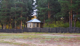 Summerhouse Stock Image