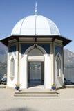 Summerhouse of Villa Melzi at Bellagio Stock Photo