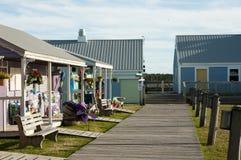 Summerside -爱德华王子岛-加拿大 图库摄影