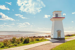 Summerside Outer Range Front Lighthouse Stock Photo