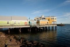 Summerside - príncipe Edward Island - Canadá fotografia de stock royalty free