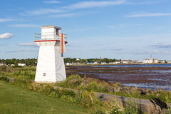Summerside Range Light Stock Images