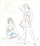 Summertime Stock Photos