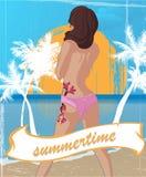 summertime Immagini Stock Libere da Diritti