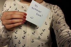 summertime Immagine Stock Libera da Diritti