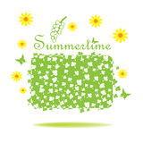 Summertime Royalty Free Stock Photos