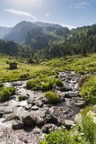 Summertime in Andorra Royalty Free Stock Photography