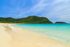 Summertime at the beach. Thailand Stock Images