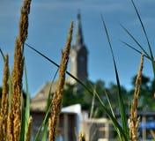 Historic St. Mary's Church in Port Washington Wisconsin Royalty Free Stock Photography