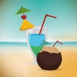 Summertime design Royalty Free Stock Photo