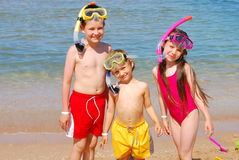 Summertime fun Stock Photography