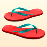 Summertime Fun Stock Image