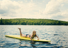 Summertime fun Royalty Free Stock Photography