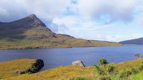 Scottish Loch royalty free stock photography