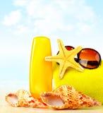 Summertime holidays background Royalty Free Stock Images