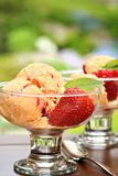 Summertime icecream Stock Photography