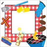 Summertime Picnic Party Invitation. Cute Summertime Picnic Party Invitation with room for your type