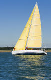 Summertime Sailing Royalty Free Stock Images