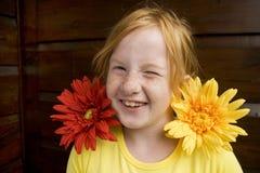 Summertime smile royalty free stock photos