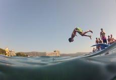 Free Summertime Somersault Stock Photo - 75556730