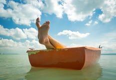 Summertime! Stock Image