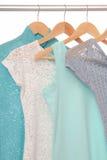 Summery блузки стоковые фото