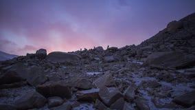 summit Imagens de Stock