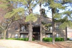 Summit Apartments, Memphis, TN royalty free stock image