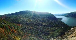 The Summit of Breakneck Ridge Royalty Free Stock Photo