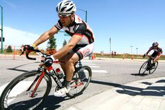 Summit Criterium Race Stock Photography