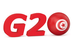 Summit G20 in Turkey 2015 concept Stock Photos